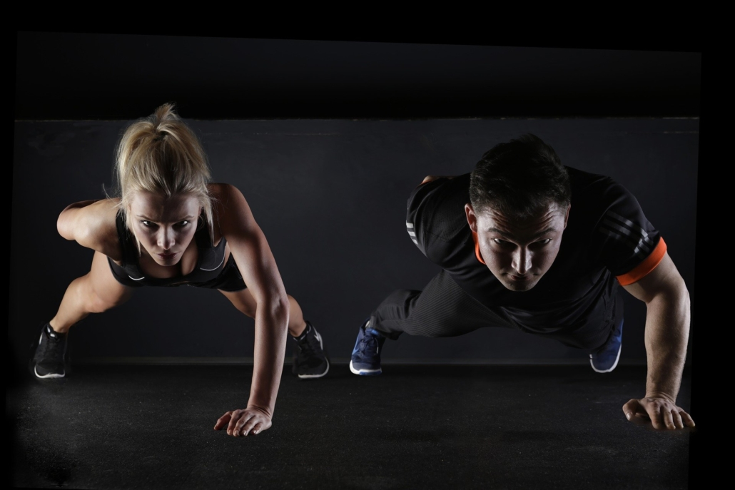 Gesund und fit - wir unterstützen Sie dabei!